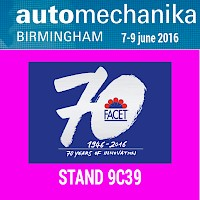 Facet at Automechanika Birmingham