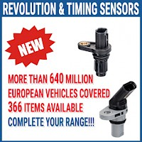 REVOLUTION & TIMING SENSORS